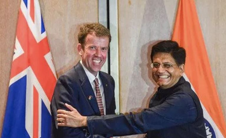 India, Australia To Conclude Landmark Bilateral Trade Deal By 2022