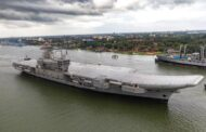 India's first indigenous aircraft carrier Vikrant begins second phase of sea trials