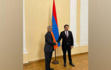Jaishankar meets Armenia's National Assembly President, discuss bilateral ties
