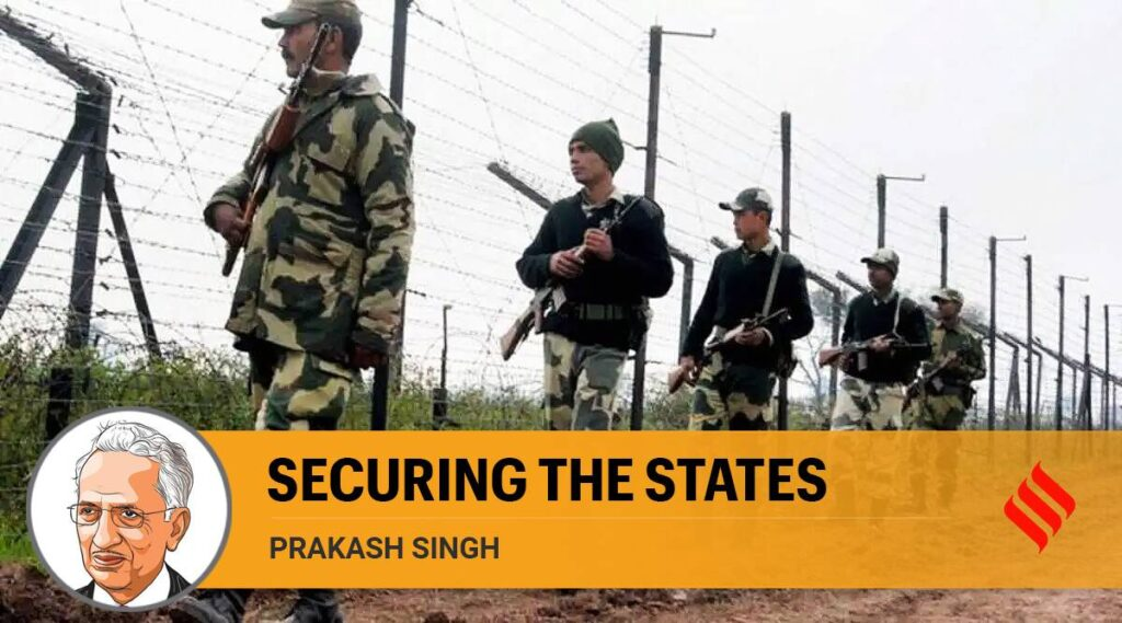 Let Border Security Force do its job