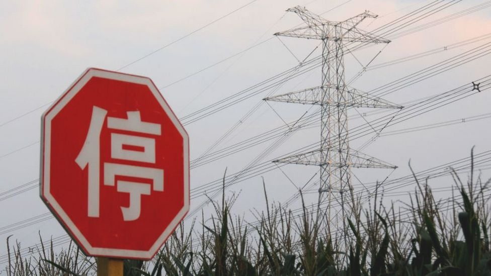 China power cuts: What is causing the country's blackouts?