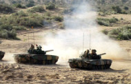 Indian armyconducts huge military drills near Pakistan Border