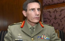 Naval exercises will strengthen ties: Australian Army chief