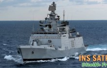 Indian Naval ship visits the Marshall Islands
