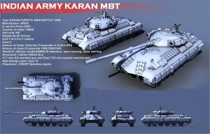 India, russia plan to build futuristic mbt