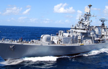 India in talks to open ports, bases to US military