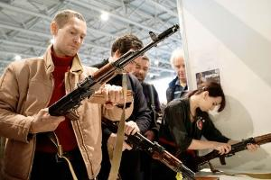 AK-47 maker in talks for JV in India
