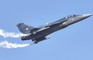 Tejas begins practice sorties at Sakhir Airbase in Bahrain