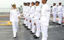 Bengalurian takes over as Commanding Officer of INS Vikramaditya