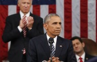 Obama extols military might and restraint in final State of the Union