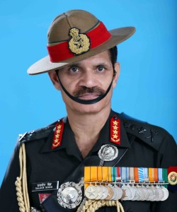 Official photo of COAS