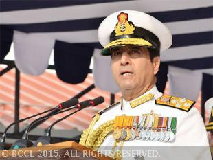 Navy chief RK Dhowan arrives in Sri Lanka for maritime conference
