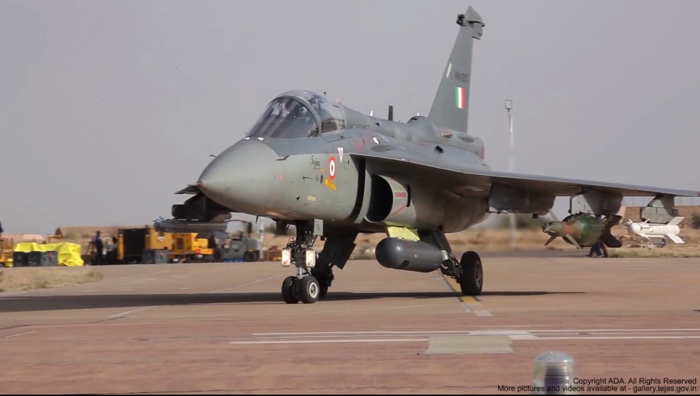 Tejas readies for Bahrain debut