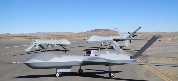 India Demands Predator XP And Armed Avenger UAVs From US To Keep China In Check