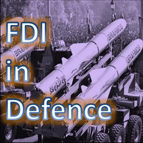 Reliance, Tata, Adani & Mahindra to gain from FDI in defence