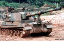 Artillery: South Korea Does What The Americans Cannot